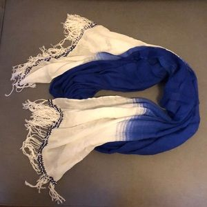 Tommy Bahama Ombre' Tie Dye Beaded Scarf